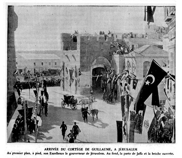 Entrée-de-Guillaume-II-à-Jerusalem_2